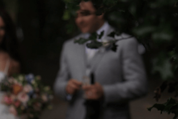 Angelsey wedding video shot by Aaron Rose