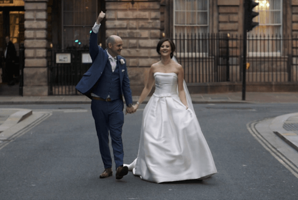 Wedding Videography - Liverpool town hall