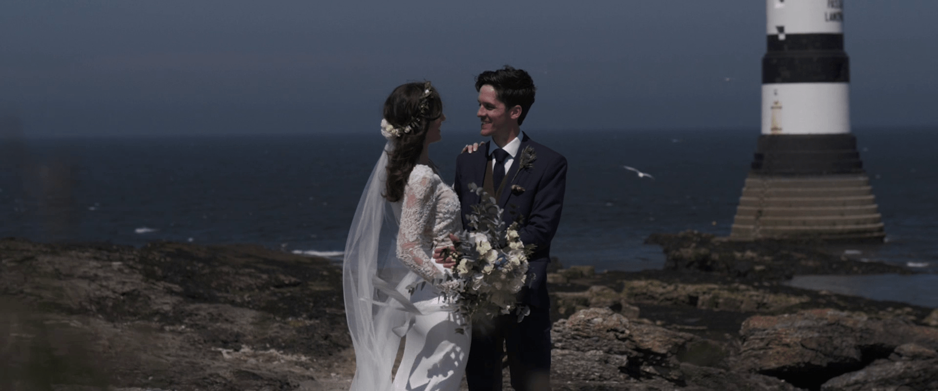 Anglesey Wedding Highlight