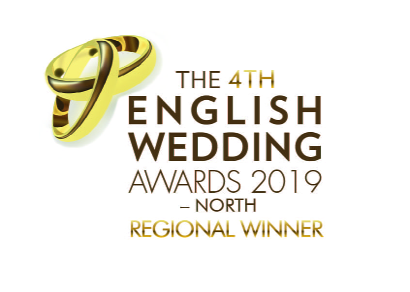 English Wedding Awards Regional Winner Badge